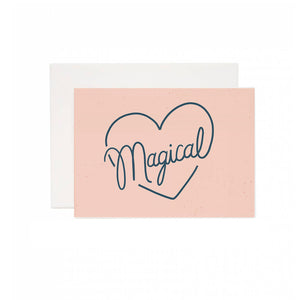 Magical Greeting Card
