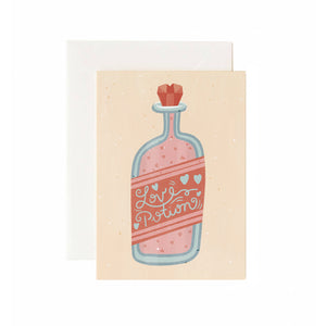 Love Potion Greeting Card