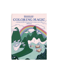 Coloring Magic Coloring Book