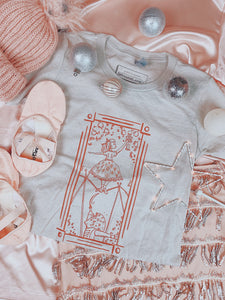 preorder: Mansion Nutcracker Ballerina Tee
