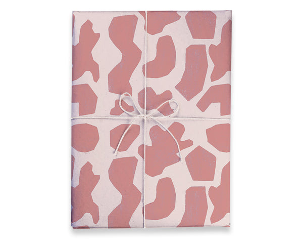 Double Sided Pattern Gift Wrap