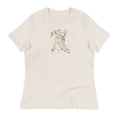 Angel Deer Tee