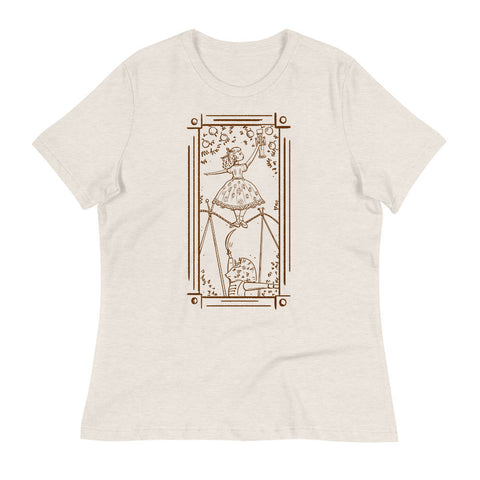 Mansion Nutcracker Ballerina Tee