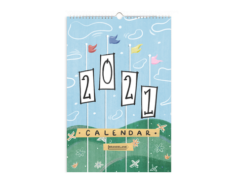preorder: Classic 2021 12-Month Calendar