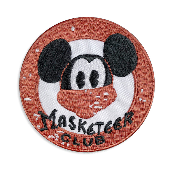 Masketeer Patch