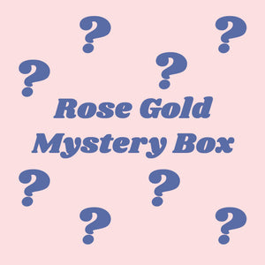 Rose Gold Brandelane Mystery Box