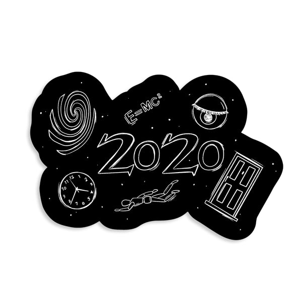 2020 Twilight Sticker