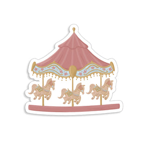 Carousel Sticker