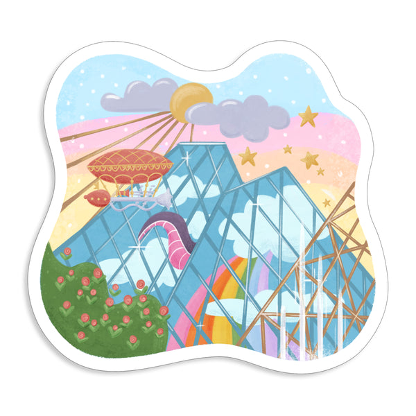 Community of Tomorrow Sticker Bundle