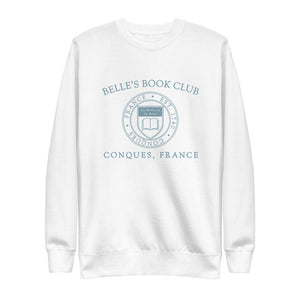 Belle's Book Club Sweater