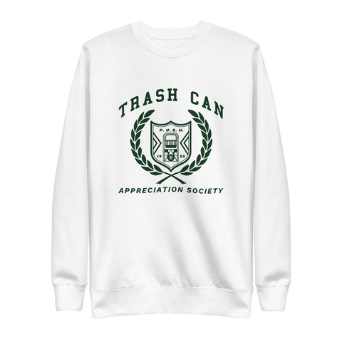 Trash Can Appreciation Society Sweater