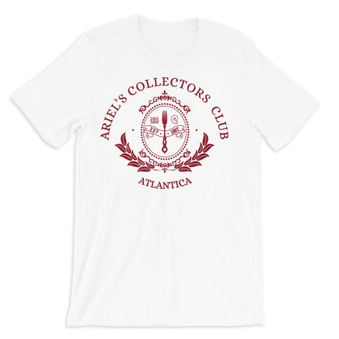Ariel's Collector Club Tee