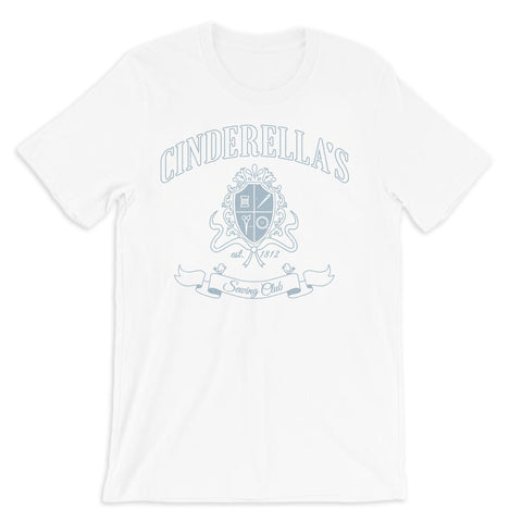 Cinderella's Sewing Club Tee