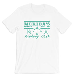Merida's Archery Club Tee