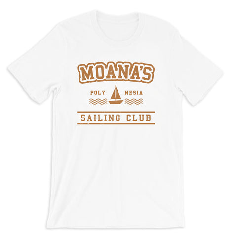 Moana's Sailing Club Tee