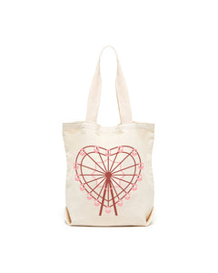Heart Ferris Wheel Tote
