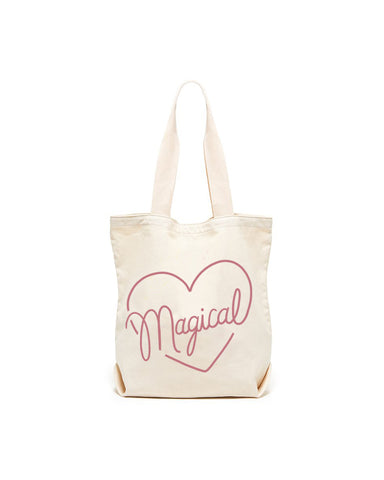 Magical Canvas Tote Bag