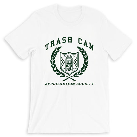 Trash Can Appreciation Society Tee