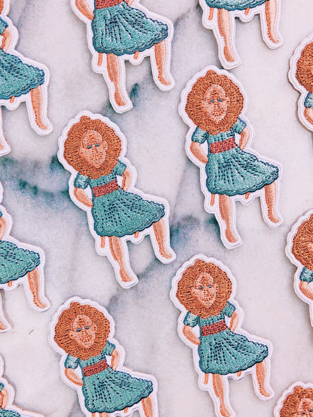 Nanny Chair Patch