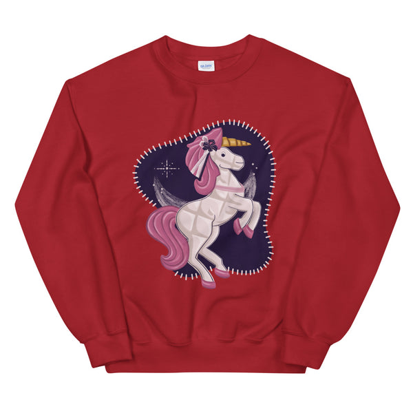 Ugly Unicorn Sweatshirt