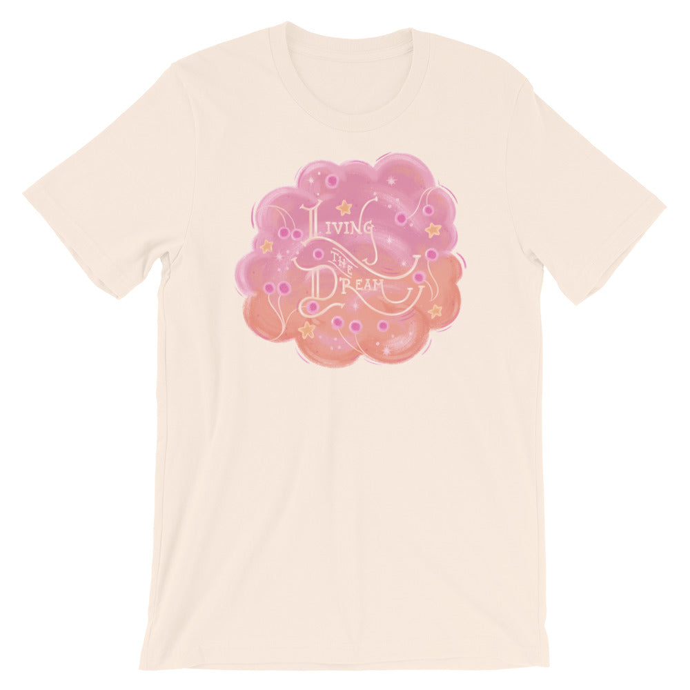 Soft Cream Living the Dream Tee