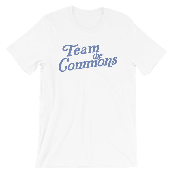 White Team The Commons Tee
