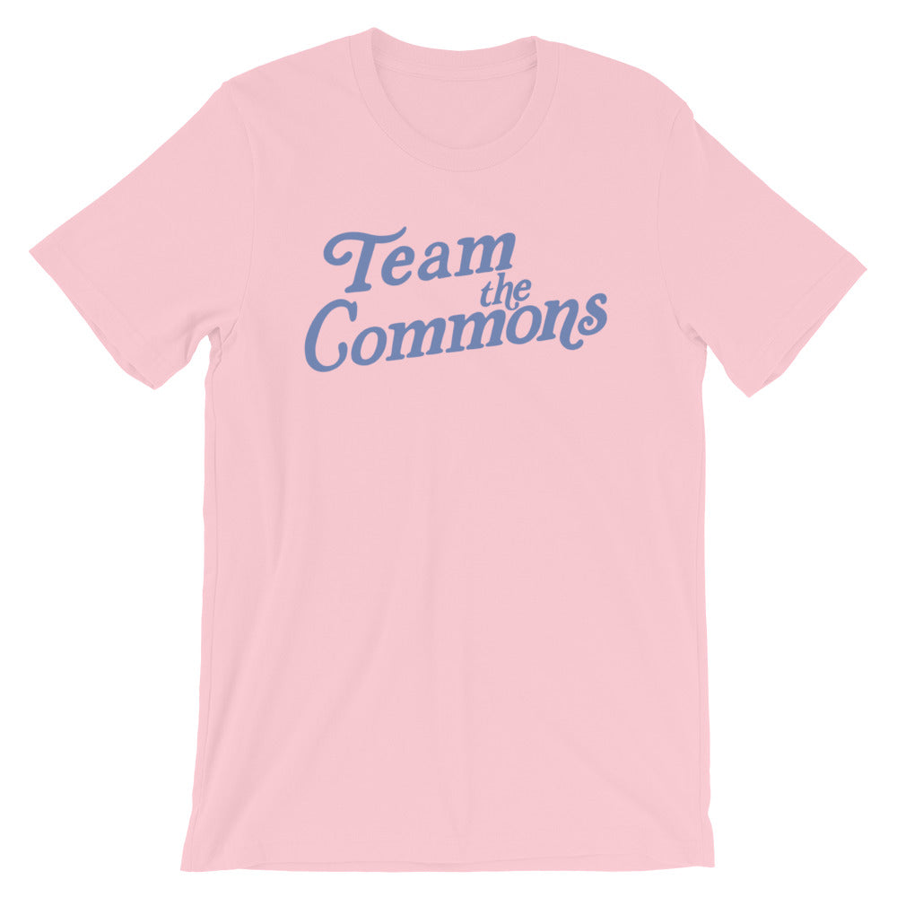 Pink Team The Commons Tee