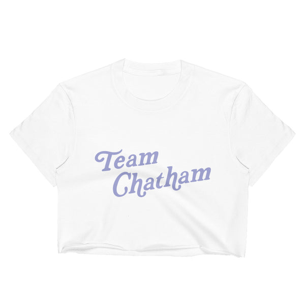 Team Chatham Crop Top