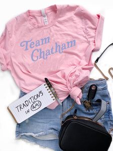 Pink Team Chatham Tee