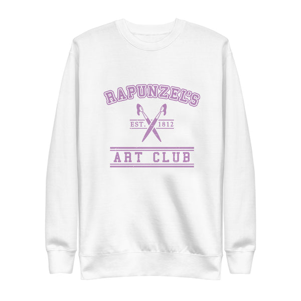 Rapunzel's Art Club Sweater