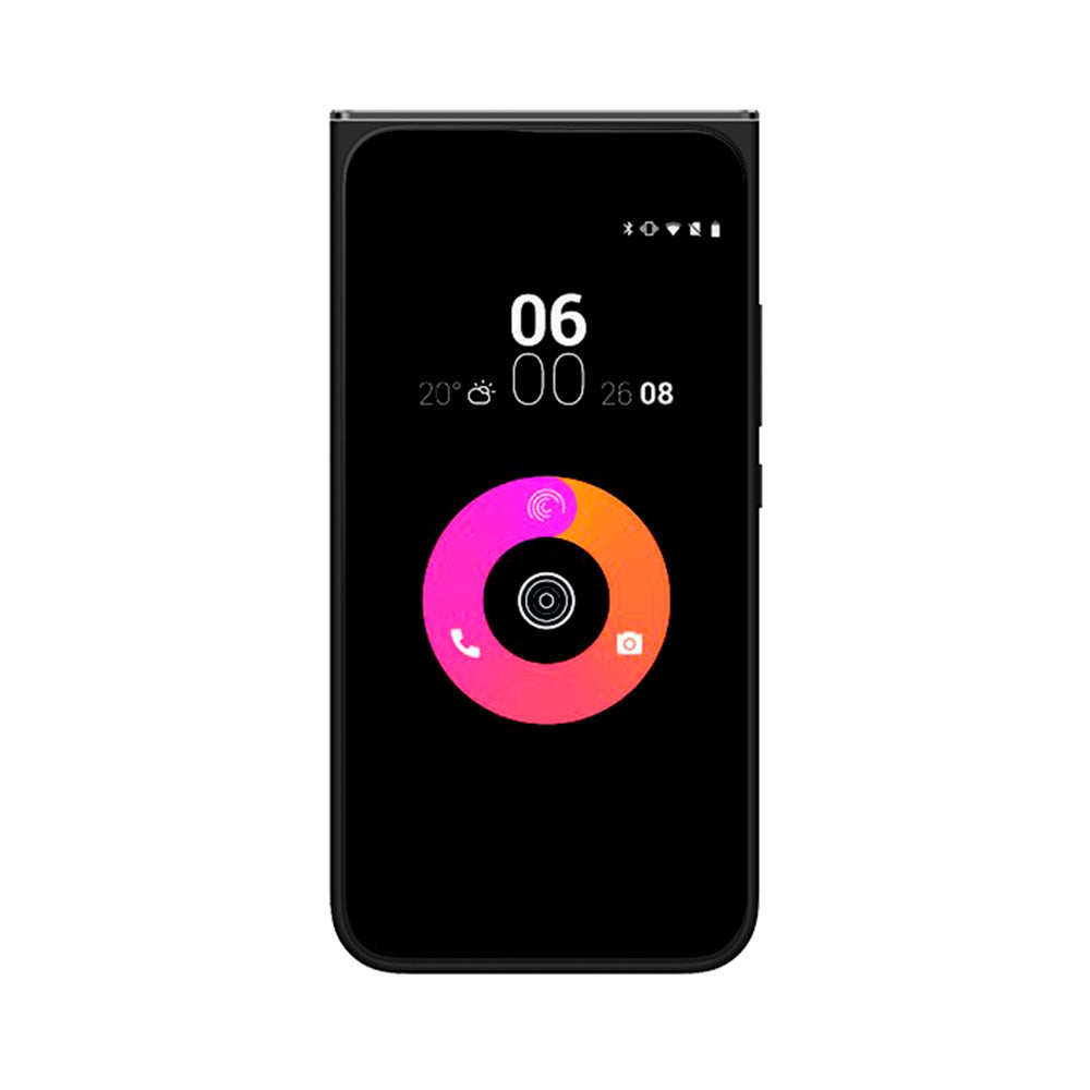 OBI WORLDPHONE MV1 NEGRO DS OBI-MV1-NGRO