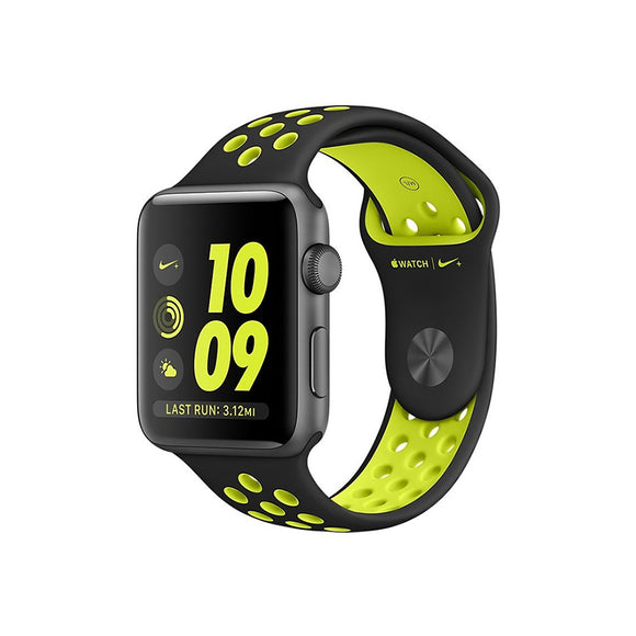 APPLE WATCH NIKE+ 42mm GRIS APP-MPOA2ZP/A-GR