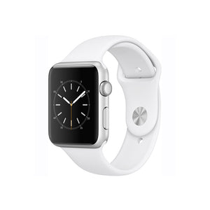 APPLE WATCH SERIES 2 38mm PLATA APP-MNNW2LL/A-PL