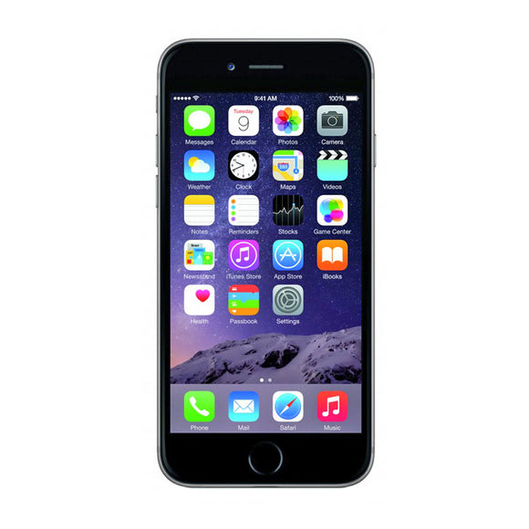 APPLE IPHONE 6+ 64GB GRIS REACONDICIONADO B APP-A1522-64-GR