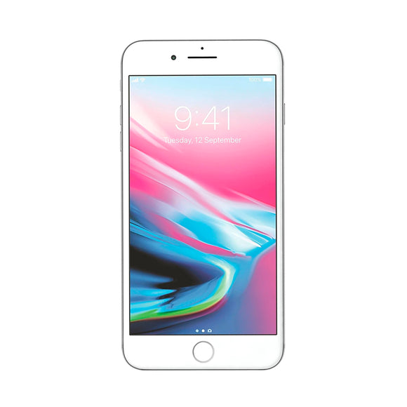 APPLE IPHONE 8 PLUS 256GB PLATA REACONDICIONADO APP-MQ8Q2LZ/A-256GB-PLATA