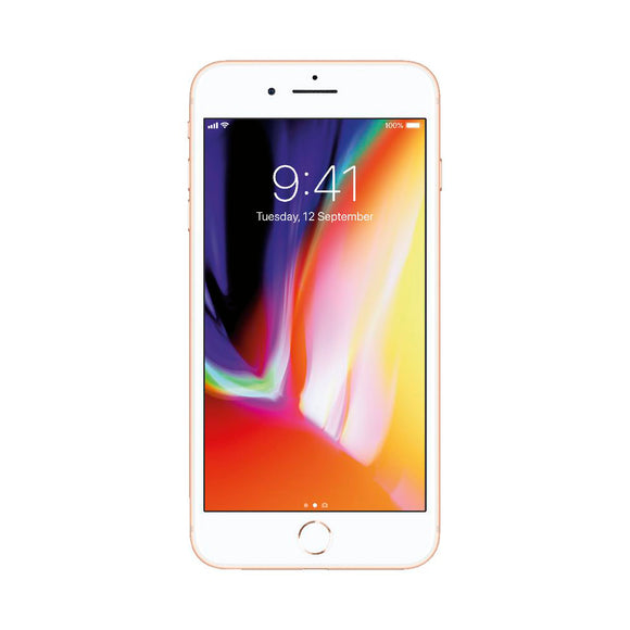 APPLE IPHONE 8 PLUS 64GB DORADO REACONDICIONADO APP-MQ8N2LZ/A-64GB-DORADO