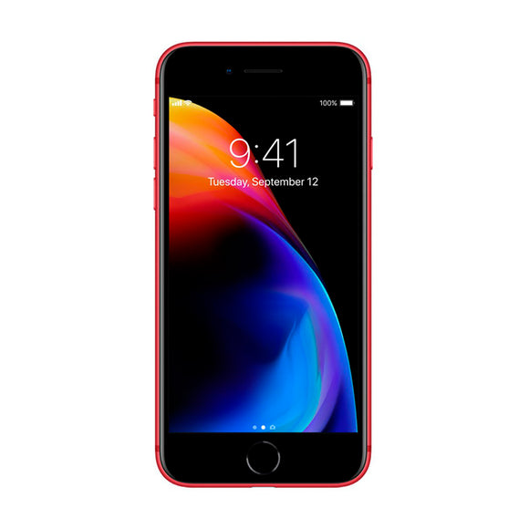 APPLE IPHONE 8 64GB ROJO REACONDICIONADO APP-MRRM2LZ/A-64GB-ROJO