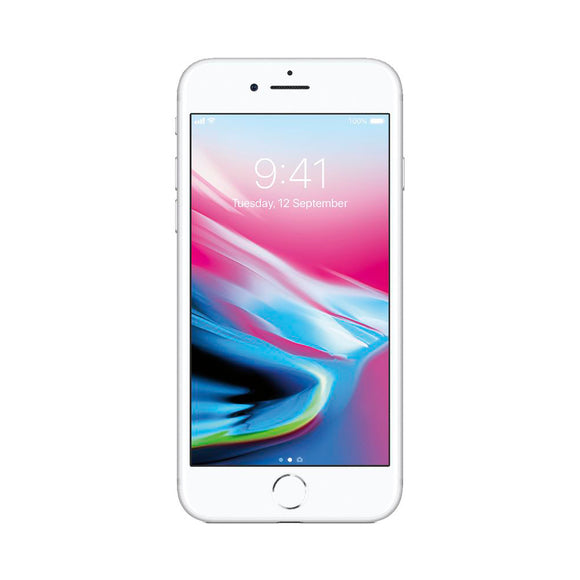 APPLE IPHONE 8 64GB PLATA REACONDICIONADO APP-MQ6H2LZ/A-64GB-PLATA