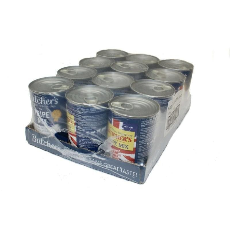 Butchers Original Tripe Loaf 12 x 400g Cans