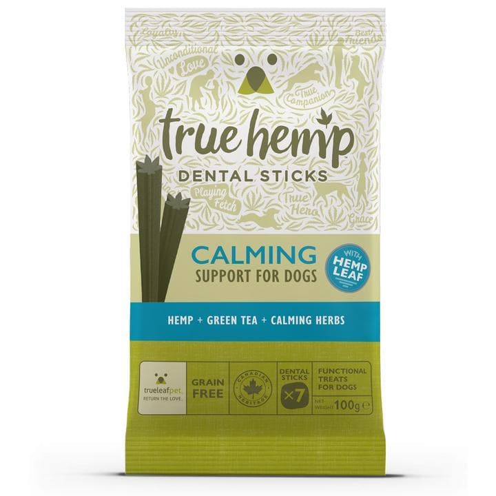 True Hemp Calming Dental Sticks