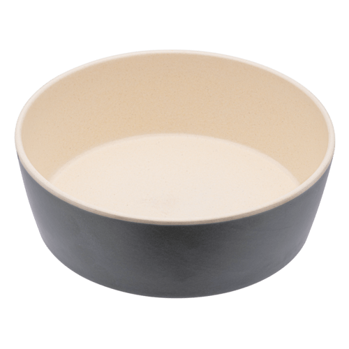 Beco Sustainable Classic Bamboo Dog Bowl