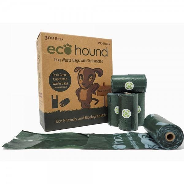 Ecohound 300 Poo Bags with Handles
