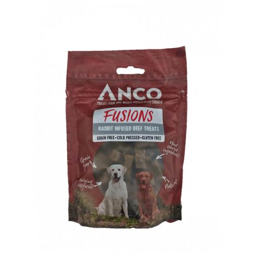 Anco Fusions Infused Dog Treats