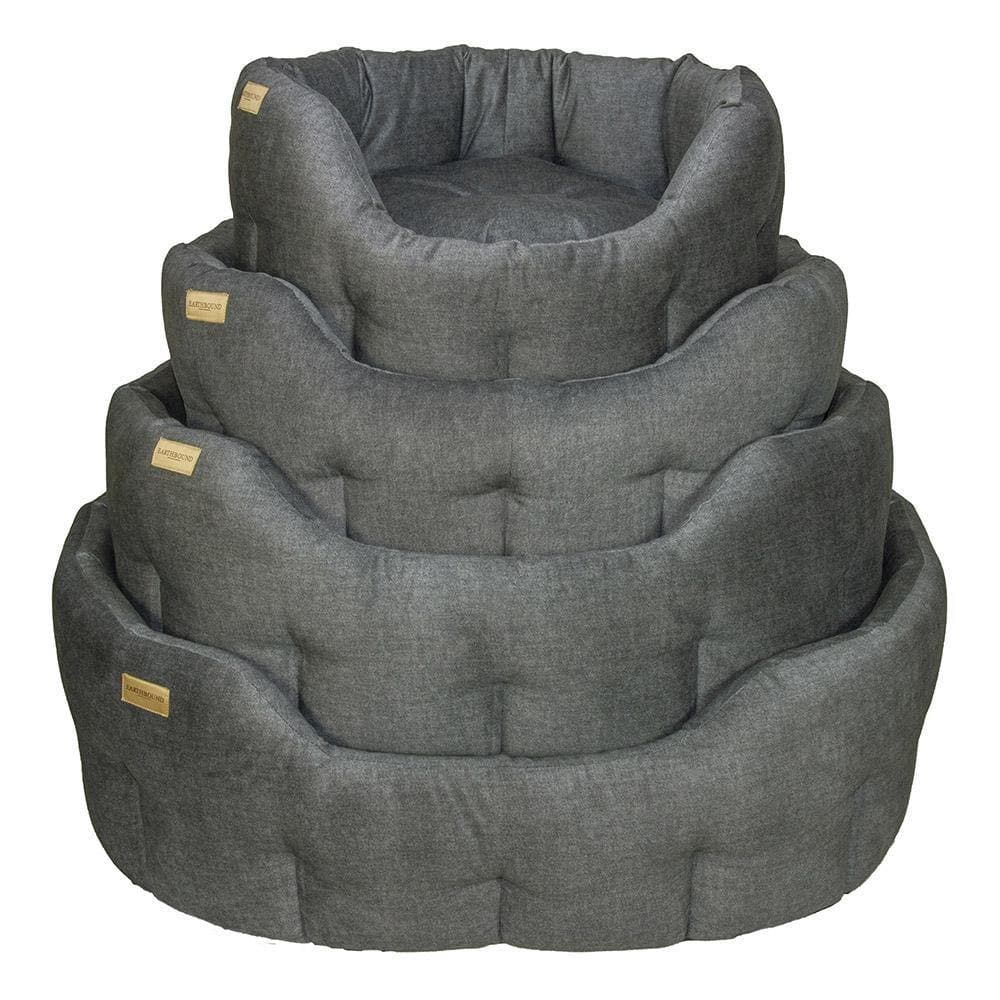 Earthbound Classic Velvet Touch Dog Bed
