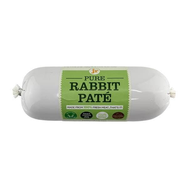 JR Rabbit Pate  - Birdham Animal Feeds