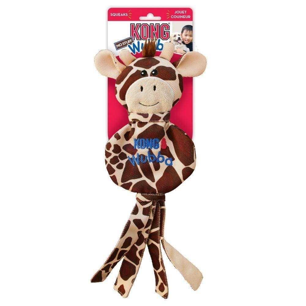Kong No Stuff Giraffe Dog Toy