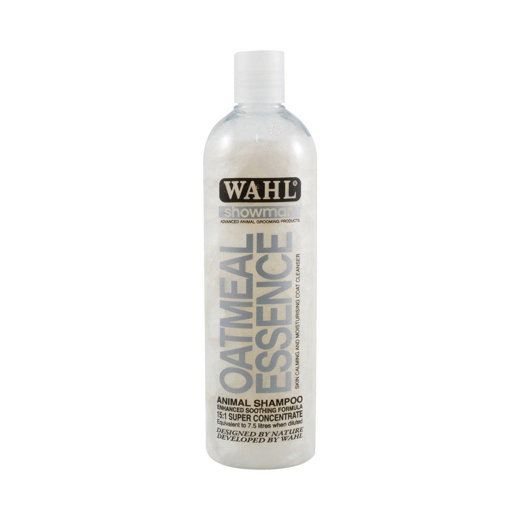 Wahl Showman Oatmeal Essence Shampoo 500ml - Birdham Animal Feeds