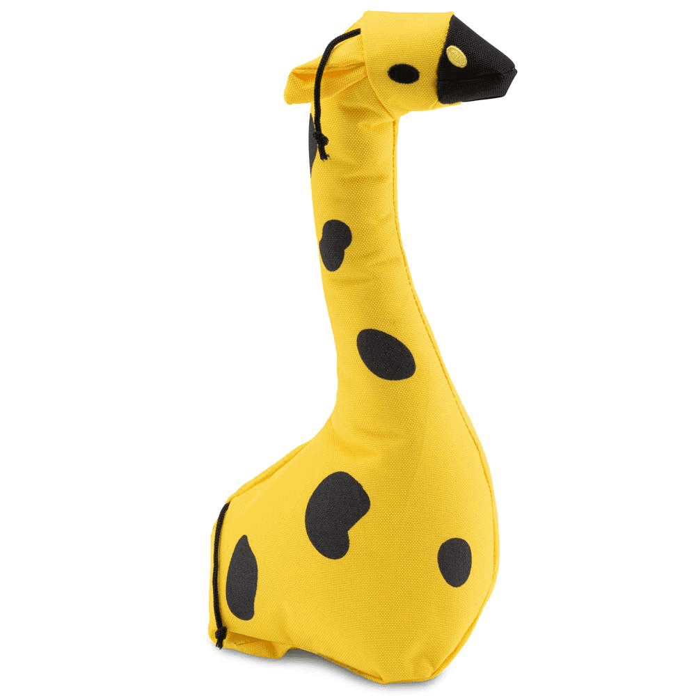 Beco Eco Friendly George the Giraffe Dog Toy