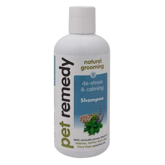 Pet Remedy Natural Grooming De-stress and Calming Shampoo 300ml