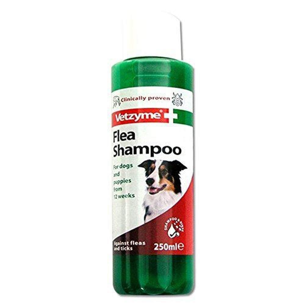 Vetzyme Flea Shampoo 250ml